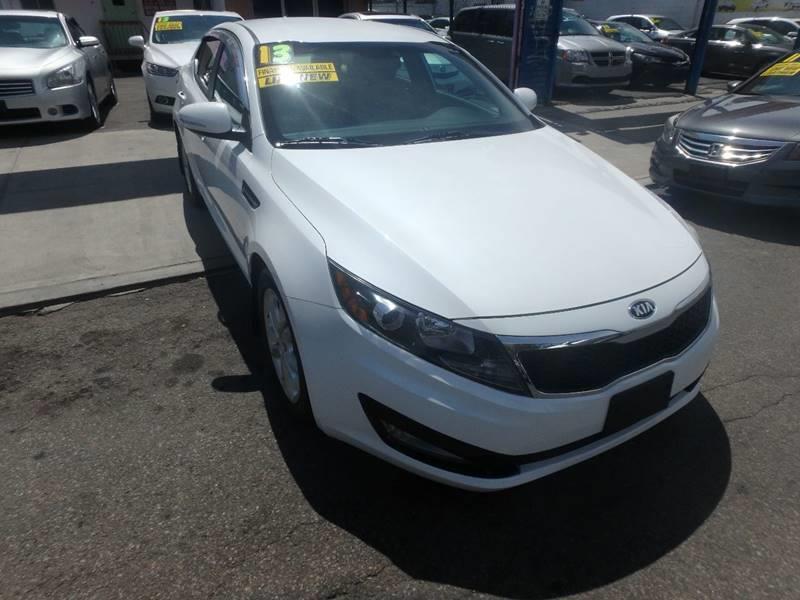 2013 Kia Optima For Sale At 4530 Tip Top Car Dealer Inc In Bronx NY
