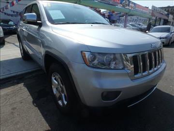 2011 Jeep Grand Cherokee for sale at 4530 Tip Top Car Dealer Inc in Bronx NY