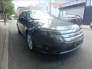 2012 Ford Fusion for sale at 4530 Tip Top Car Dealer Inc in Bronx NY