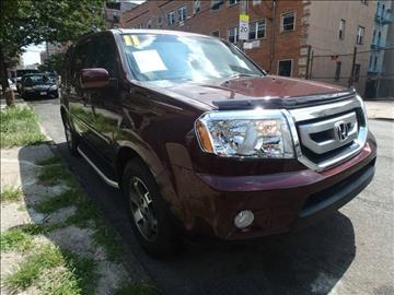 2011 Honda Pilot for sale at 4530 Tip Top Car Dealer Inc in Bronx NY
