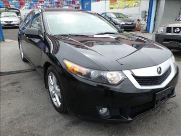 2009 Acura TSX for sale at 4530 Tip Top Car Dealer Inc in Bronx NY