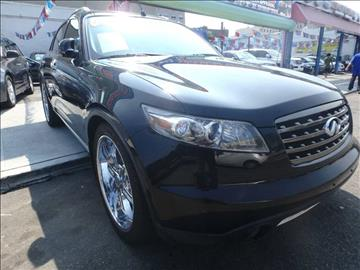 2008 Infiniti FX35 for sale at 4530 Tip Top Car Dealer Inc in Bronx NY