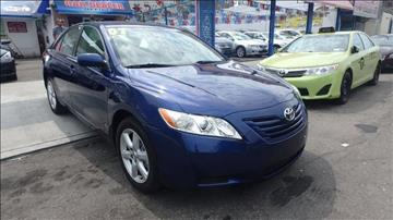 2007 Toyota Camry for sale at 4530 Tip Top Car Dealer Inc in Bronx NY