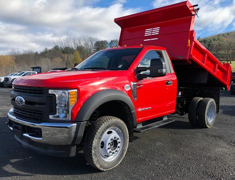2017 Ford E-Series Chassis for sale in New Lebanon NY