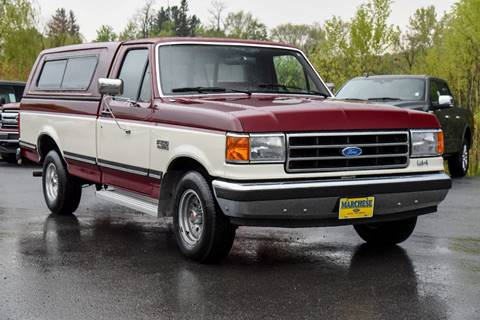 1991 Ford F-150 for sale in New Lebanon, NY