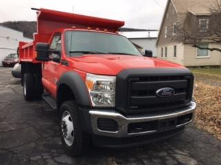 2016 Ford F550 Super Duty for sale in New Lebanon, NY
