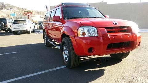 2001 Nissan Frontier for sale in Prescott, AZ