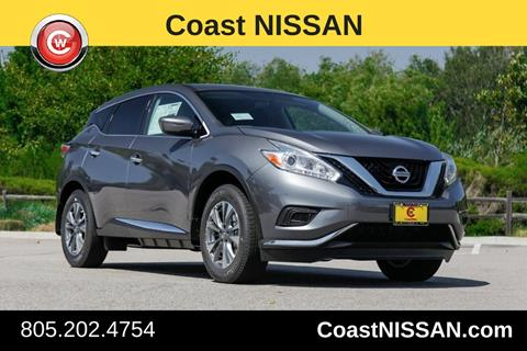 2017 Nissan Murano for sale in San Luis Obispo, CA