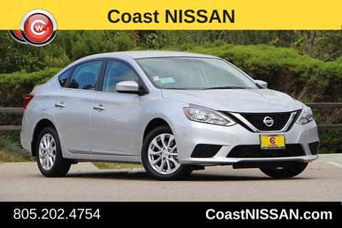 2017 Nissan Sentra for sale in San Luis Obispo, CA