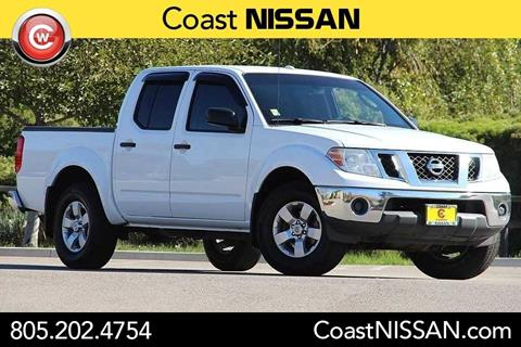2011 Nissan Frontier for sale in San Luis Obispo CA