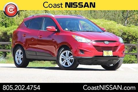 2012 Hyundai Tucson for sale in San Luis Obispo CA