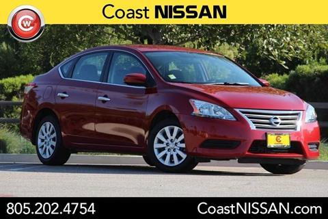 2014 Nissan Sentra for sale in San Luis Obispo CA