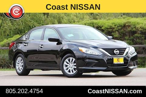 2017 Nissan Altima for sale in San Luis Obispo, CA