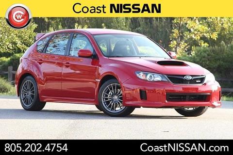 2011 Subaru Impreza for sale in San Luis Obispo CA