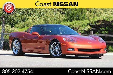 2005 Chevrolet Corvette for sale in San Luis Obispo, CA