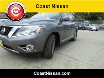 2016 Nissan Pathfinder for sale in San Luis Obispo, CA
