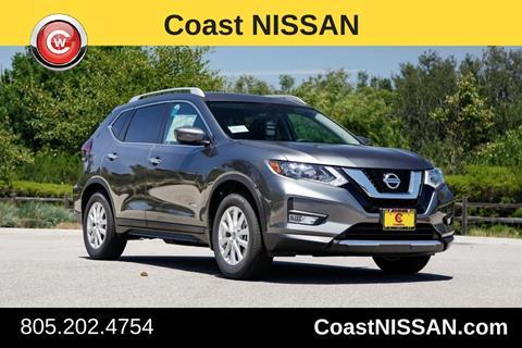 2017 Nissan Rogue Hybrid for sale in San Luis Obispo, CA