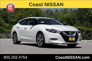 2017 Nissan Maxima for sale in San Luis Obispo, CA
