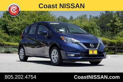 2017 Nissan Versa Note for sale in San Luis Obispo, CA