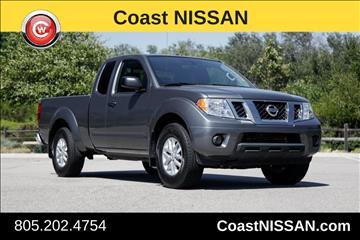 2017 Nissan Frontier for sale in San Luis Obispo, CA