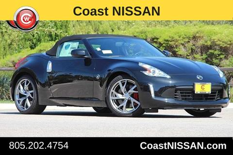 2017 Nissan 370Z for sale in San Luis Obispo CA