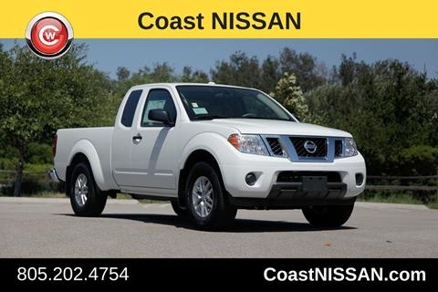 2017 Nissan Frontier for sale in San Luis Obispo CA