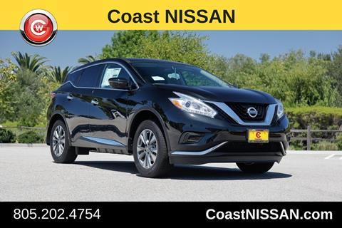 2017 Nissan Murano for sale in San Luis Obispo CA