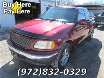 2003 Ford F-150 for sale in Melissa, TX