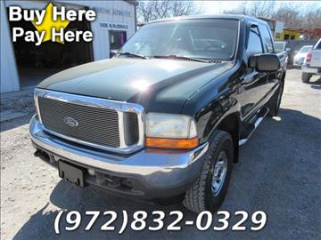 2001 Ford F-250 Super Duty for sale in Melissa, TX