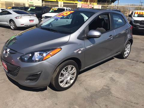 2014 Mazda MAZDA2 for sale in Sylmar, CA