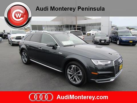 2017 Audi A4 allroad for sale in Seaside, CA