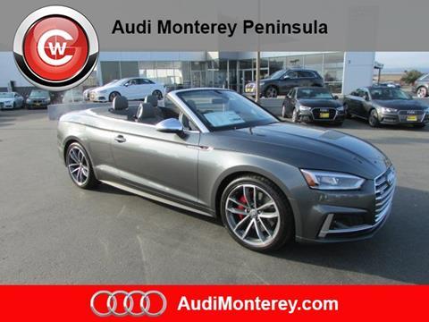 2018 Audi S5 for sale in Seaside, CA