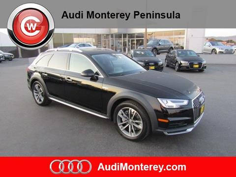 2018 Audi A4 allroad for sale in Seaside, CA