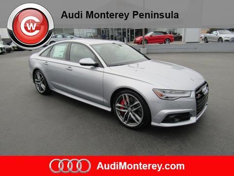 2018 Audi S6 for sale in Seaside, CA