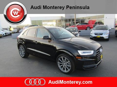 2018 Audi Q3 for sale in Seaside, CA