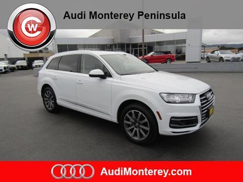 2017 Audi Q7 for sale in Seaside, CA