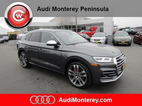 2018 Audi SQ5 for sale in Seaside, CA