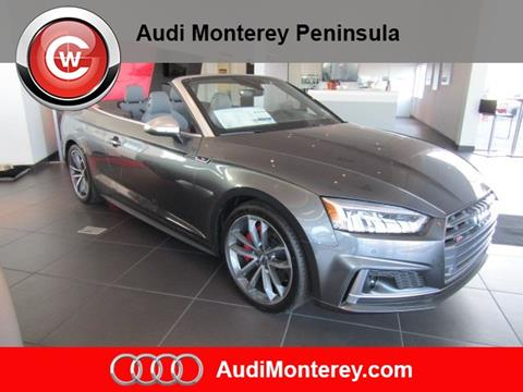 2018 Audi S5 Sportback for sale in Seaside, CA