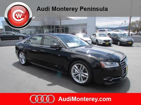 2017 Audi A8 L for sale in Seaside, CA