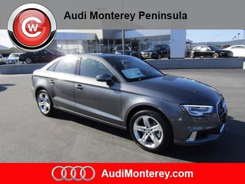 2017 Audi A3 for sale in Seaside, CA