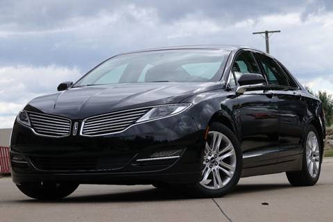 2016 Lincoln MKZ for sale in Macomb, MI