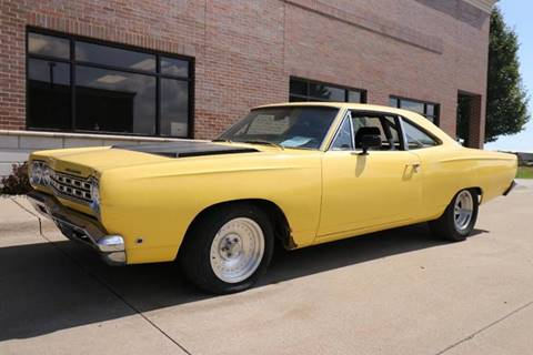 1968 Plymouth Roadrunner for sale in Macomb, MI