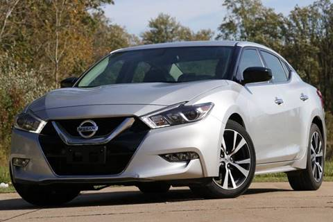 2016 Nissan Maxima for sale in Macomb, MI