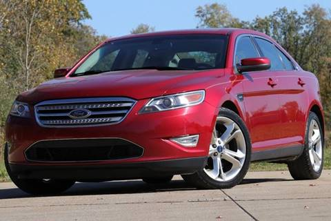 2010 Ford Taurus for sale in Macomb, MI