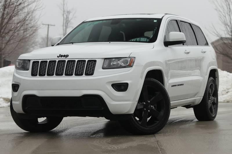 2015 Jeep Grand Cherokee Altitude In Mab Mi Jrus Inc