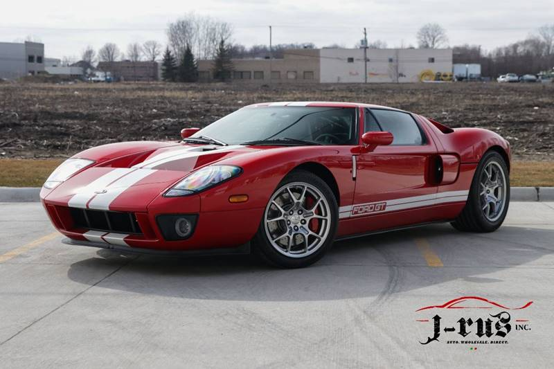 Ford Gt For Sale At J Rus Inc In Macomb Mi