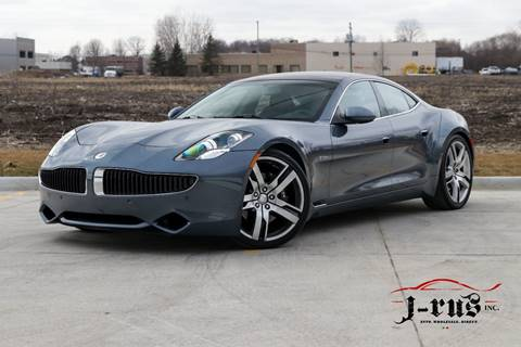 2012 Fisker Karma for sale in Macomb, MI