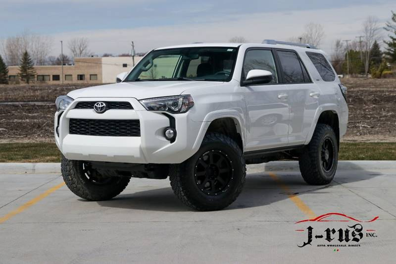 2015 toyota 4runner sr5 in macomb mi j rus inc. Black Bedroom Furniture Sets. Home Design Ideas