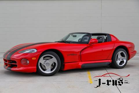 1994 Dodge Viper for sale in Macomb, MI
