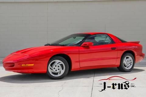 1993 Pontiac Firebird for sale in Macomb, MI